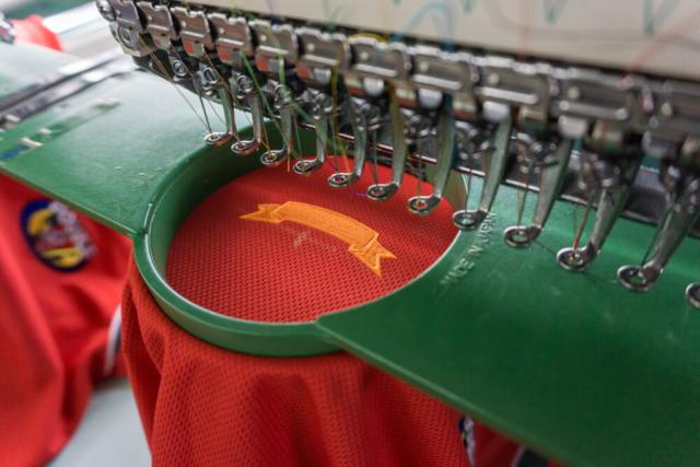 Weaverbird Garment